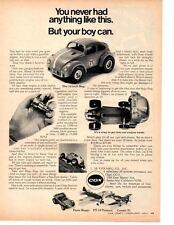 1971 VW / VOLKSWAGEN BEETLE  ~  ORIGINAL COX AD