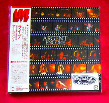 Argent Ring Encore MINI LP CD JAPAN EICP-1018