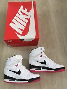 Nike Air Sky Hi Revolution Wedge Sneakers RARE Size 7 US