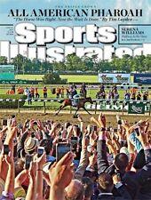Sports Illustrated American Pharoah Triple Crown win replica magnet - new!