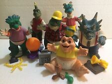 Disney dinosaurs tv series figures full set 100% complete