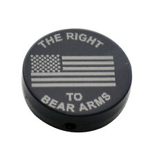 Forward Assist Cap - The Right to Bear Arms (Black)  .223