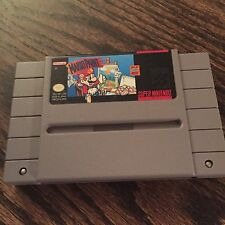 Mario Paint Super Nintendo SNES Game Cart Working  As Should G2