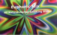 Herbal Smoke EUPHORIC Organic Smokable Herbs WOW Sceletium Tortuosum,blue lotus,