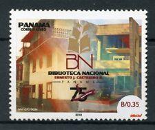 Panama 2018 MNH Biblioteca Nacional National Library 1v Set Architecture Stamps