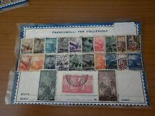 francobolli per collezione
