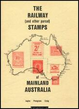 Ingles, Presgrave & Craig. Railway & Other Parcel Stamps of Mainland Australia