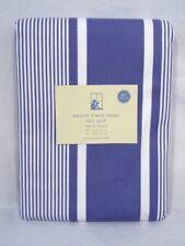 "Pottery Barn Kids Lavender Bright Stripe Panel 63"" Curtain"
