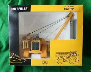 JOAL CAT CATERPILLAR 591 PIPELAYER CRANE 1/50 #224