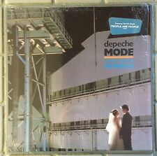 Depeche Mode Some Great Reward Vinyl LP 1984 US Pressing In Shrink With Hype