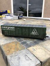 Athearn GENESIS 50' PC&F boxcar, EFCX Evergreen weathered