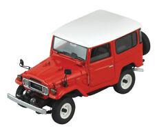 1:43 Toyota Land Cruiser LC BJ/FJ40 Series Century Dragon High-End Resin Red