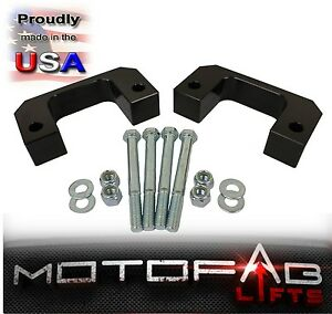 "1.5"" Front Leveling lift kit for Chevy Silverado 2007-2021 GMC Sierra GM 1500 LM"