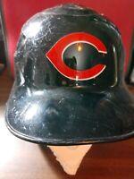 CINCINNATI REDS GAME WORN BATTING HELMET MLB
