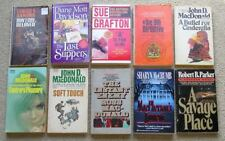 Mystery Lot - CHOOSE 3pbs for $3.99 McBain Cornwell Grafton Higgins Koontz Clark