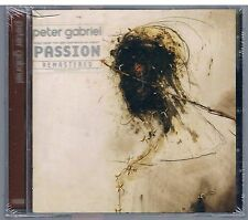 PETER GABRIEL (GENESIS)  PASSION (OST)  CD F.C. SIGILLATO!!!