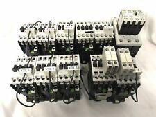 Siemens 3TH3040-0B Sirius  Leistungsschütze konvolut