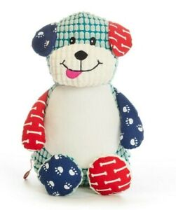 Personalised Embroidered Soft Toys Cubbies Various Design Gift Special Occasions