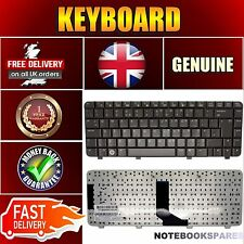 HP COMPAQ PRESARIO V3600 V3601AU Dark Brown Keyboard UK Layout No Frame