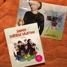 shinee Photo Album F/S Japan