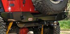 ARB Rear Bumper - Textured Black fits 2007-2017 Jeep Wrangler JK JKU 5650360