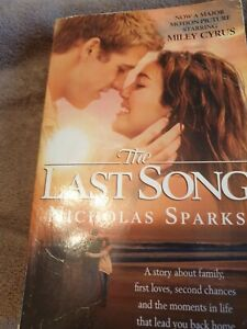 The Last Song by Nicholas Sparks (Paperback, 2010)