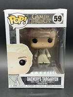 Game of Thrones #59 Daenerys Targaryen (White Coat) Funko Pop!