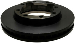 Disc Brake Rotor-Black Hat Front ACDelco 18A558