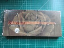 1990 RUBAIYAT ELEKTRA'S 40TH ANN COMPIL 2-CASSETTE SET NIP CURE METALLICA PIXIES