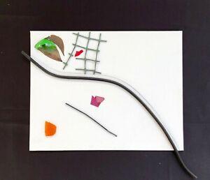 BRINK AND LACK Minimal Object Abstract Placing Art - Steven Tannenbaum Original