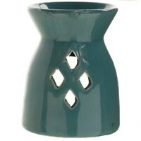 Blue Diamond Wax Warmer/Burner & pack of 10 Handpoured Scented Melts