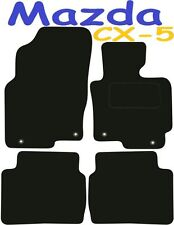 Mazda Cx5 DELUXE QUALITY Tailored mats 2012 2013 2014 2015 2016 2017