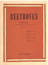 Beethoven: Sonate Per Violoncello e  Pianoforte (Crepax - Lorenzoni) - Ricordi
