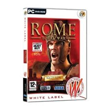 PC Computer Game Rome Total War 1 DVD