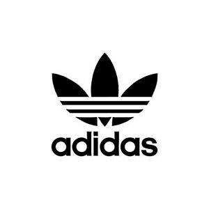 Adidas Trefoil Sticker Shoes Sneakers Vinyl Die Cut Decal FREE SHIPPING