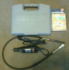 Dremel Rotary Tool Model 275 w Flex Shaft 225 T1, Chainsaw Sharpening Attachment
