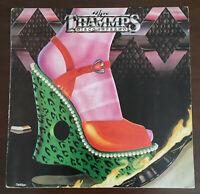 The Trammps - Disco Inferno 1st Greek Press Vinyl 1976 Record LP ORG Rare VG+/VG