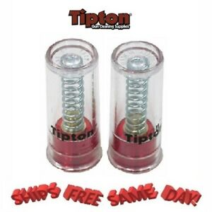 Tipton Snap Cap Polymer, 2 Pack for 12 Gauge NEW!! # 280986