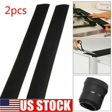 2Pack Silicone Kitchen Stove Counter Gap Cover Oven Guard Spill Seal Slit Filler
