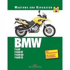 BMW F 650, F 650 ST, F 650 GS, F 650 CS (93-07) Wartungs- und Reparaturanleitung