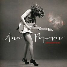 Ana Popovic - Can You Stand the Heat [New CD]