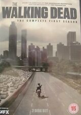 The Walking Dead - Series 1 - Complete (DVD, 2-Disc Set) . FREE UK P+P .........