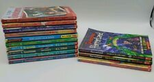 Lot of 13 RL Stine Goosebumps Books Paperback Horrorland Give Yourself   #90