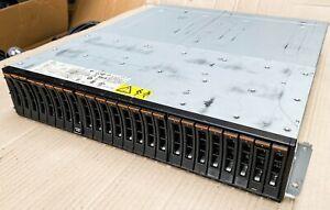IBM FC 5887 EXPM2524 Storage Enclosure 22x 139GB SAS, 2x 00J0278, 2x PSUs