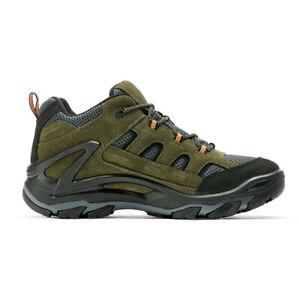 ROCKROOSTER Mens Waterproof Hiking Boots Lightweight Outdoor Trekking Boots