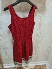 Ladies H&M Summer Dress Size Uk 8