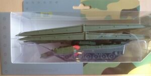 "Herpa 746724 -1/87 Bridge Layer Armored Tank ""Iguana "", Undecorated - New"