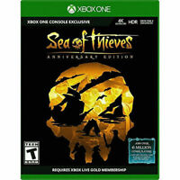 Sea of Thieves (Xbox One, 2018) BRAND NEW + FREE SHIPPING + SHIP FROM USA