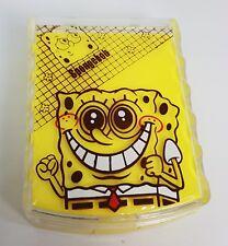 Smiley Yellow Sponge Contact Lens Lenses Travel Kit - Mirror - Case - Tweezers