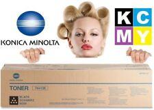 Konica Minolta Genuine TN413K BLACK Copier Toner Cartridge TN-413K 413 A0TM131